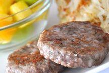 Pork Sausage Recipes / by Jennifer Swanson