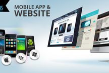 Mobile app & Website