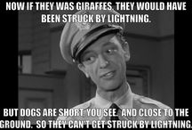 The Andy Griffith Show / by Catherine Rogers