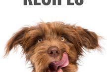 Dog recipes/ treats