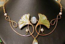 Inspiration / Halsband o smycken