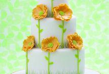 Cakes / by Lisa Burgess