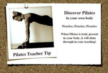 Pilates Tips