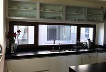 ventana pequeña cocina