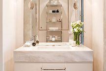 Bathroom & Powder Room