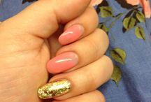 Nails / Мир должен знать какого цвета мои ногти )))