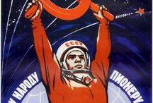russian constructivist / A collection of Russian constructivist style art and design.
