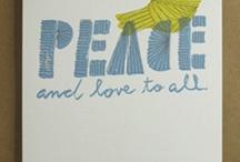PEACE / by Katie Lennon