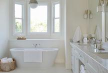 Bay Window Bathroom