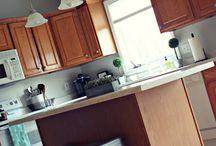 Kitchen paint