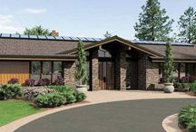 Cool Contemporary House Plan: 6774