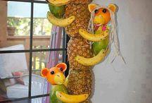 Food--Fruit & Veggie Art