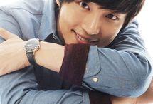 Yoon shi yoon / Warm smile