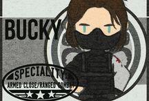 Bucky - Sebby