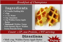 IP Recipes - Breakfast