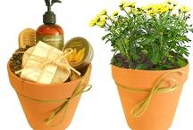 Gift Basket Reuse Ideas