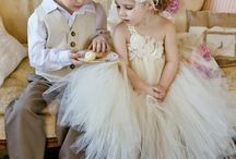 Flower Girls & Ring Bearer's / by When Pigs Fly Events