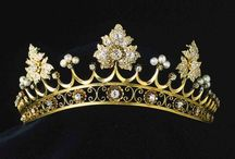 Royal Jewels / by Vera Campbell-Capriotti