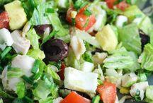 Low FODMAP Salad Recipes / low fodmap salad recipes