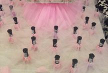 "A ""tutu"" cute baby shower / Baby shower for a little girl"
