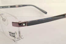MONT BLANC EYEGLASSES / by Vision Specialists Corp