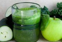 Juicing &  Detox for weight loss & wellness / Feeling better