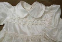 baby dress detail