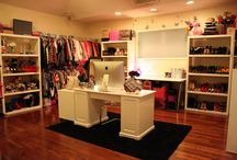 Walk in Closet / by Melissa Gonzales