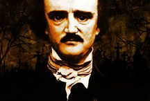 Edgar Allan Poe / A friend of Edgar Allan Poe and his work!