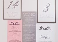 Pink, Grey and White / by Gourmet Invitations