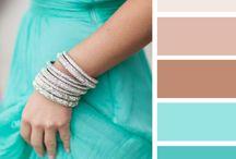 Color palettes etc.