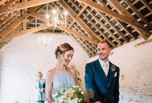 Wild Coastal Elopement New Barton Barns Devon