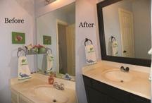 Bathroom / by Jennifer Caldwell