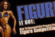 Fitness competition stuff / by Dana Flanigan
