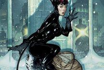 Catwoman / by Mario Ramírez Moya