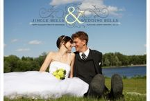 Newlywed Holiday Cards / by invitesbyjen