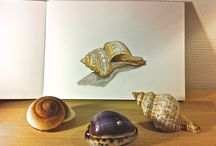 Beach Treasures / by Arts Books Crafts