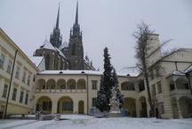 Brno zima