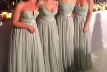 Bridesmaid / by Ellie Gione