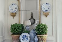 blue and white / by Gina Sterkel