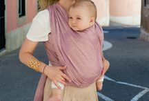 Diva Essenza Antico / Diva Milano brand is all types of woven baby slings: wraparounds, ring slings, mei tais. Key brand equity is babywearing en vogue: fashionable, feminine, elegant.