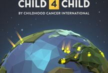 """Child4Child / The ACCO joins with Childhood Cancer International (CCI) to launch a fun, exciting, amazing new initiative that we believe will change the face…or should we say, the """"voice""""…of childhood cancer forever!"""