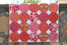 My Quilts / A selection of my modern quilts. More at http://www.maybushstudio.com/p/quilts.html