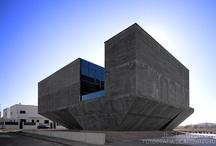 Architecture backlights _ Contraluces en arquitectura / The title said all _ El título es suficiente