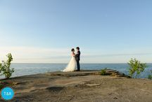 Weddings | The Happy Couple / inspiration for wedding photos of the newly happily married couple