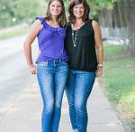 Senior Family Love / Portraits of High School Seniors and their parents!