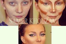 Makeup / by Francesca Delisle