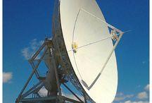 Satelliten Dish