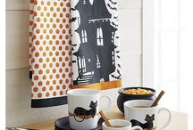 Halloween Decor & More / A board featuring Halloween decorations, dishes and ideas.