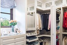 Walk In Closets / closets, home, walk in, organization, dream, ideas, inspiration, DIY, colors, clothes, jewelry, accessories, bedrooms, additions, updates